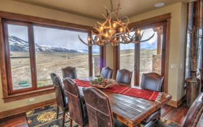 Bozeman Montana Custom Home Decorating Design