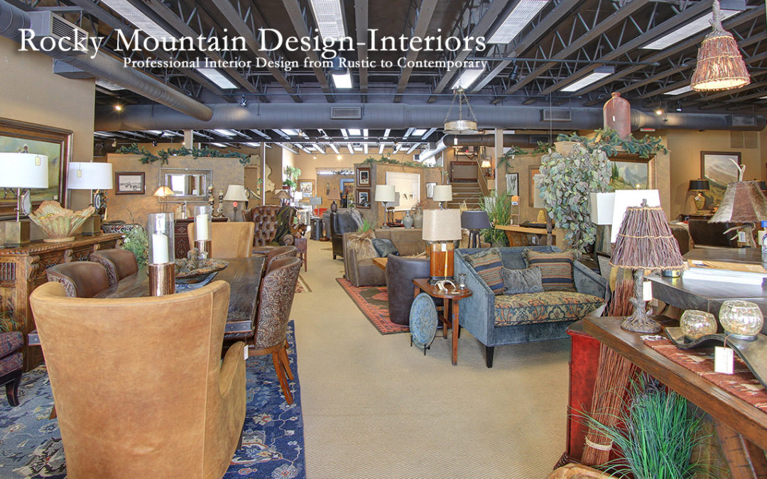 Bozeman Interior Design by Rocky Mountain Design-Interiors: Article – April 26, 2019